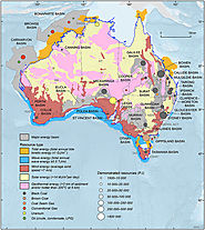 Geoscience Australia : Energy resources