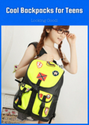 Cool Backpacks for Teens: Looking Good! | Very ...