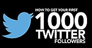 How To Get increase Twitter Followers: Short Tips On Twitter Marketing