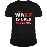 The Wait Is Over Class Of 2017 Seniors