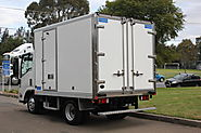 Refrigerated truck bodies | custom truck bodies | freezer truck