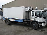 Truck body repairs | Refrigerated truck | Truck body spare parts