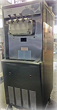 The Taylor 794 Soft Serve Ice Cream Machine