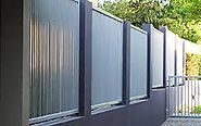 Advantages of installing aluminium fences around...