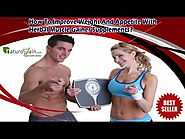 How To Improve Weight And Appetite With Herbal Muscle Gainer Supplements?