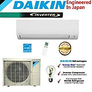 Daikin Ductless Mini Split
