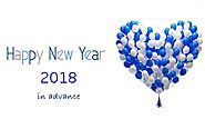 Advance Happy New Year Images, Pictures, Wishes, Quotes, Messages 2018