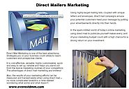 Direct Mailers Marketing