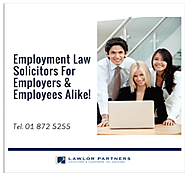 Employment Law Solicitors For Employers & Employees Alike!