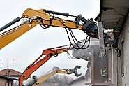 Hire house demolition contractors