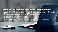 Top App development Trends in Custom Ecommerce Platforms