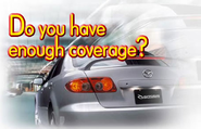 Make sure you have the right insurance coverage