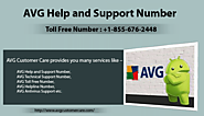 AVG Helpline Number +1-855-676-2448