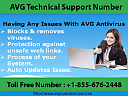 Contact AVG Tech Support Number +1-855-676-2448