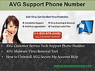 AVG Support Phone Number +1-855-676-2448