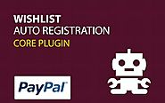 Wishlist Auto Registration