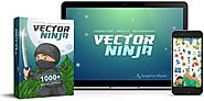 Vector Ninja Review: Ultimate All-In-One Vector Graphics Collection - FlashreviewZ.com