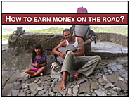 HOW TO EARN MONEY WHILE TRAVELING? - Tomislav Perko