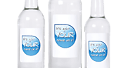 Promote Your Business With Glass Bottled Water