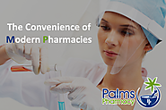The Convenience of Modern Pharmacies