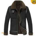 Men's B-3 Sheepskin Bomber Jacket CW878315