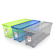 Organise Your Home with The Best Plastic Containers