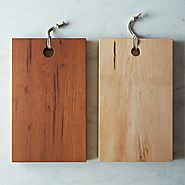 Wood Serving & Cutting Board