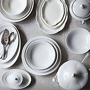 Beautiful Basic Vintage Serveware