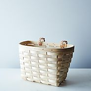 Bicycle Basket: The Places You Will Go