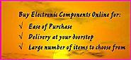 Reasons You Should Buy Electronic Components Online