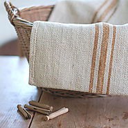Vintage European Grain Sack