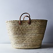 French Market Storage Basket