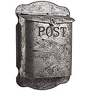 Galvanized Iron Mail Box