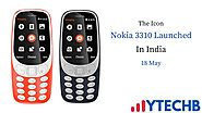 Nokia 3310 Launched in India Check Price, Specifications and More - YTECHB
