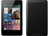 Nexus 7 tablet launched by google