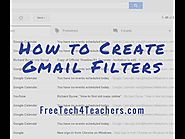 How to Create Gmail Filters