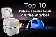The 10 Best Portable Camping Toilet Reviews in 2017