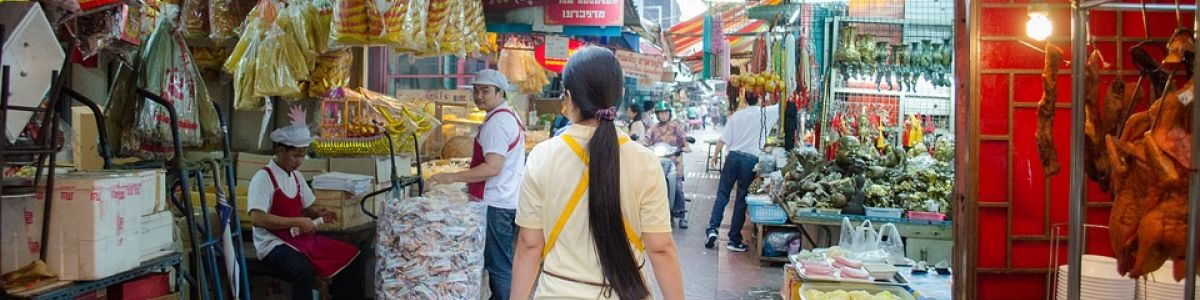 Headline for 05 Places to Explore in Bangkok - The City of Smiles
