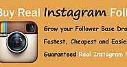 Buy Instagram Followers is a Short Trick