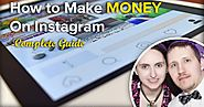 By Uploading Pictures - How To Make Money On Instagram,