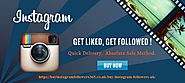Buy more Instagram followers and as enjoy as high brand equity online - Buy Instagram Followers