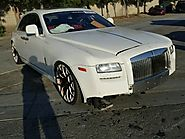 Salvage Certificate 2011 Rolls-Royce All Models Sedan 4d 6.6L 12 For Sale in Rancho Cucamonga (CA) - 20347147
