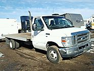 Salvage Title 2013 Ford Super Duty 5.4L 8 For Sale in Brighton (CO) - 18344157