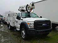 Salvage Certificate 2011 Ford F550 Chassis 6.7L 8 For Sale in Sacramento (CA) - 20184257