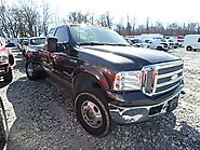 Salvage Title 2005 Ford F350 4dr Ext 6.0L 8 For Sale in Greer (SC) - 21010537
