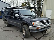 Salvage Certificate 1998 Toyota T100 Club Cab 3.4L 6 For Sale in Portland (OR) - 23125987
