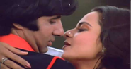 amitabh bachchan and rekha love story 1