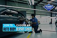 Auto Collision Repair Valencia- Factors To Know
