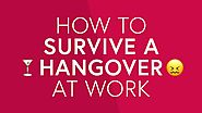 Hangovers are Hell