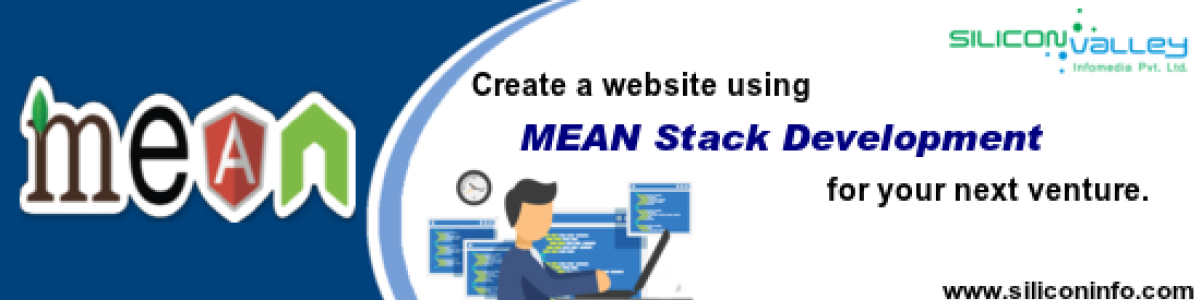 Headline for MEAN Stack Application Development Services - Silicon Valley